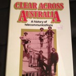 Clear Across Australia, by Ann Moyal